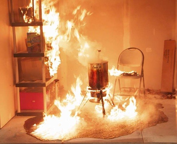 HOW IS YOUR THANKSGIVING FIRE SAFETY IQ ?