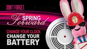CHANGE YOUR CLOCK-CHANGE YOUR BATTERY!!!