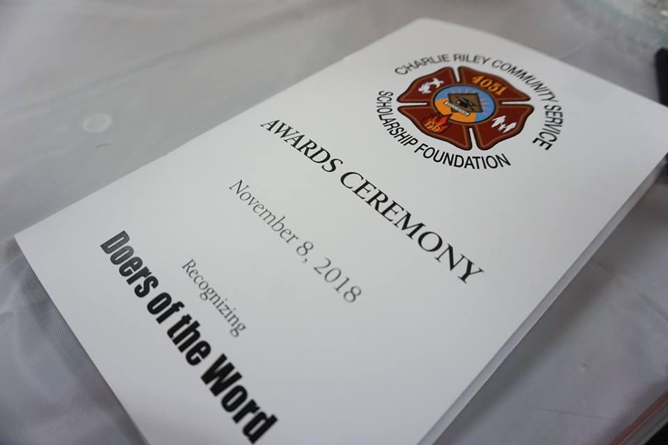FVFAC MEMBER, FHS STUDENT AWARDED CHARLES RILEY COMMUNITY SERVICE SCHOLARSHIPS