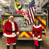 CHRISTMAS WITH FVFAC IN THE COMMUNITY….